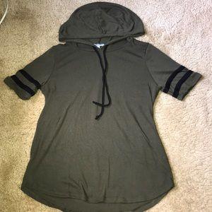 Hoodie T-Shirt